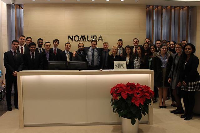 Nomura Company Visit