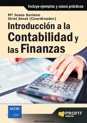Introducción a la Contabilidad y las Finanzas - Jesús Soriano