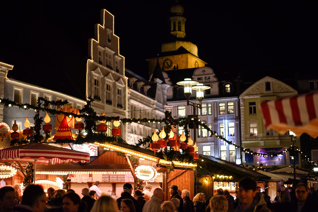 Weihnachtsmarkt Recklinghausen.Weihnachtsmarkt Recklinghausen Nikon D810 Und Zeiss Otus 1 Flickr