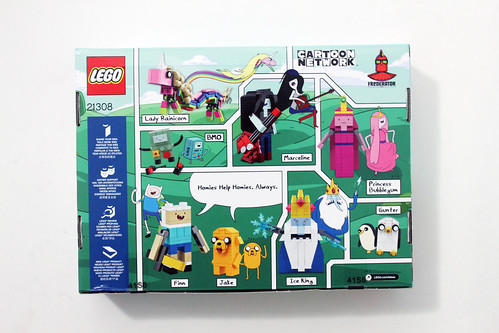 LEGO Ideas Adventure Time (21308)