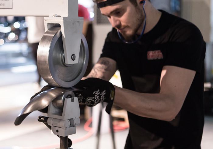 lokarin muotoilu metallin työstö työstölaite (1 of 1)