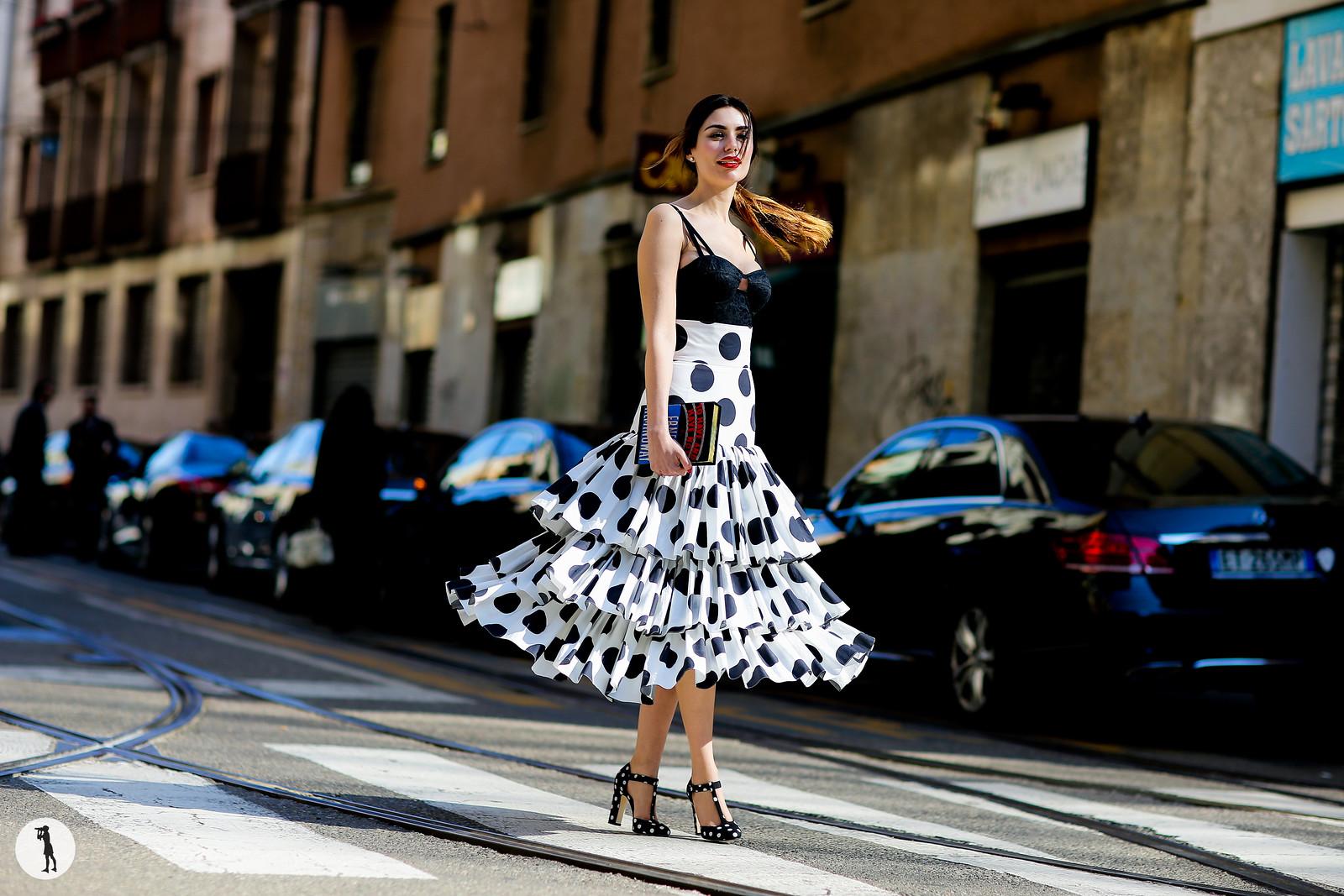 Lise Grendene - Milan Fashion Week RDT FW15-16 (2)