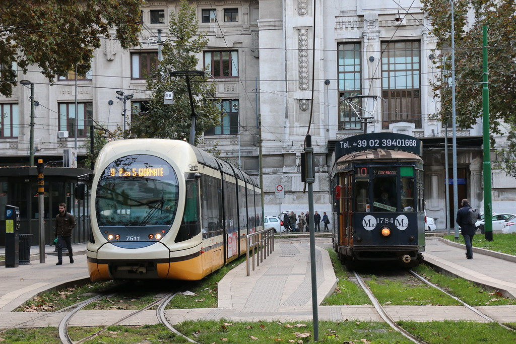 2016 11 08 milano stazione centrale piazza iv novembre