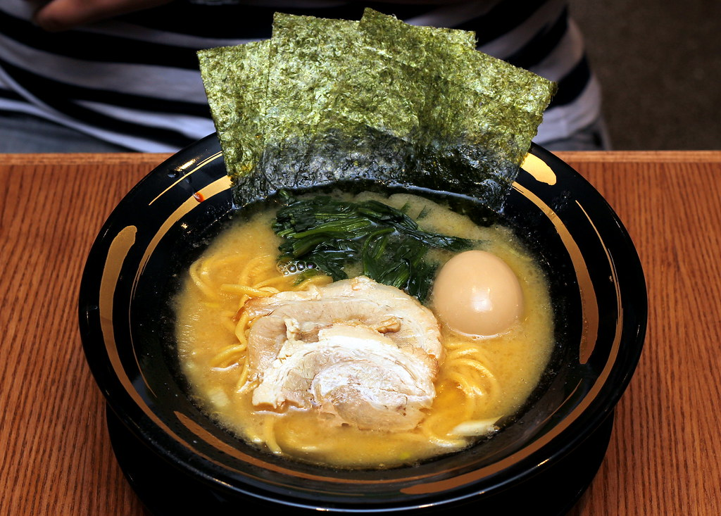 Ramen In Singapore: Machida Shoten Shoyu Ramen