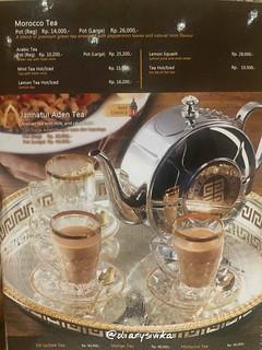 menu larazeta surabaya