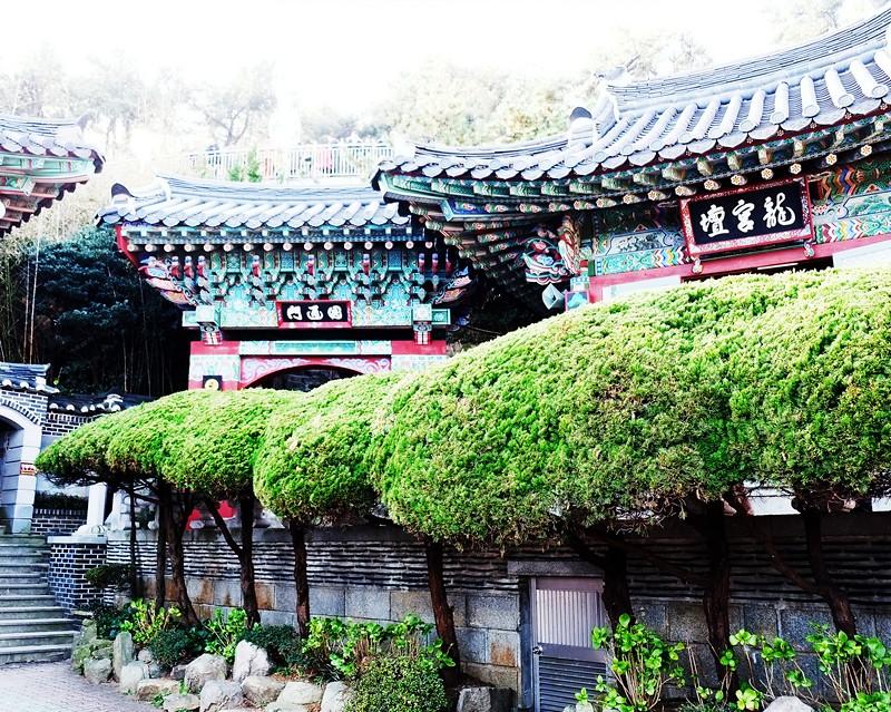 Haedong Yonggunsa Temple, Busan