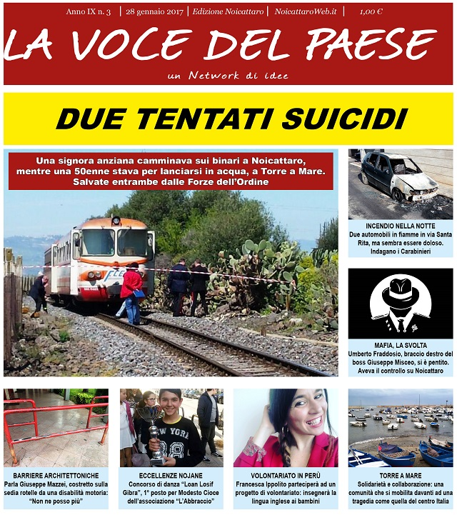 Noicattaro. Prima pagina n. 3-2017 intero