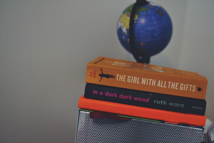 Books home life project