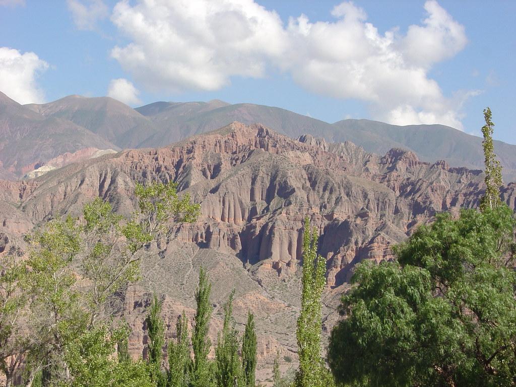 Vagamundos 2004. Argentina. Quebrada de Humahuaca