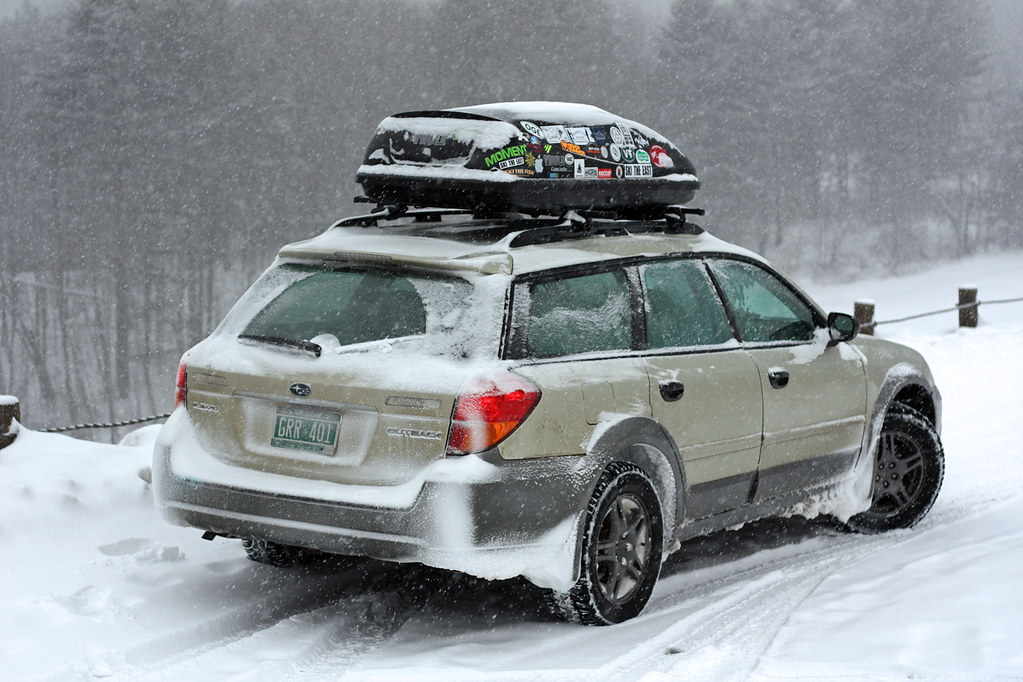 Lesbian Gold - 2005 Subaru Outback DD| Builds and Project