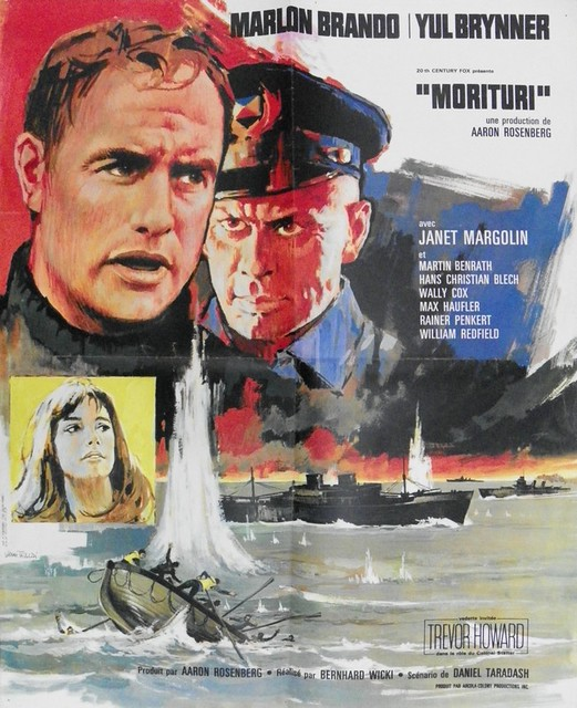Morituri - Poster 3
