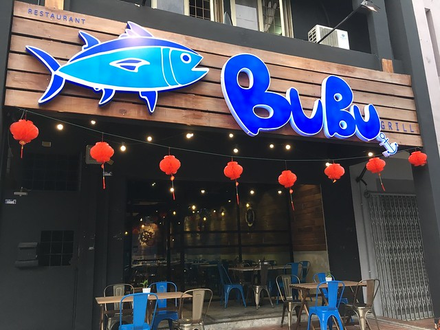 Bubu Grill Seafood Restaurant Kepong