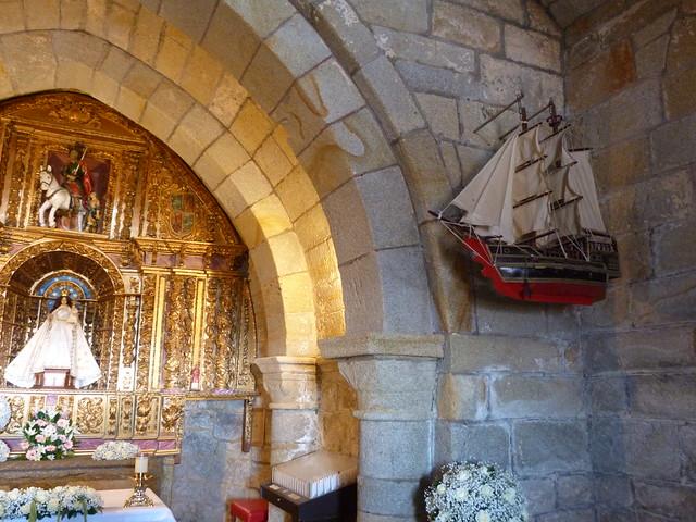 Ermita de Nuestra Señora de La Lanzada (Galicia)