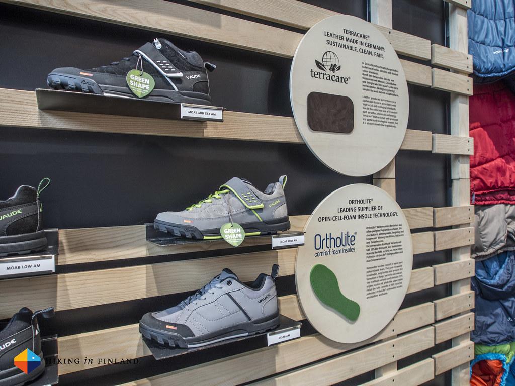 Vaude Moab Low & Mid Flatpedal shoes