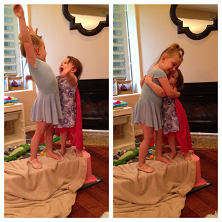 Sister Hugs Summer 2015 | by HannahDuffy