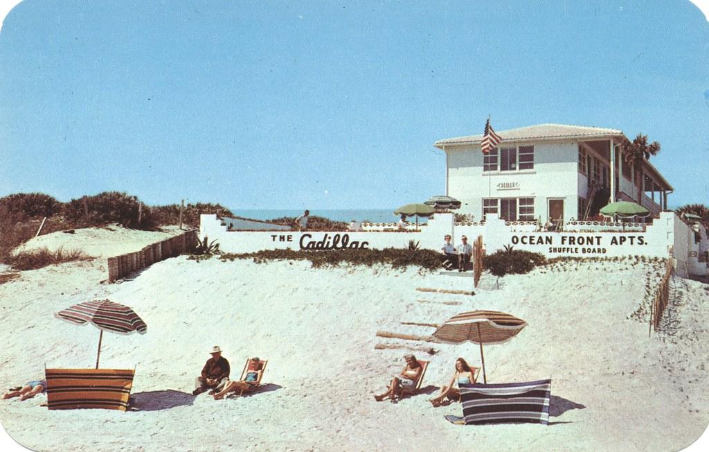 Cadillac Ocean Front Apartments - Daytona Beach, Florida