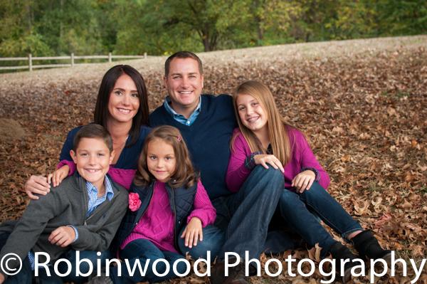 Robinwood Photography: Fall Family Portraits ~ Oregon City ...