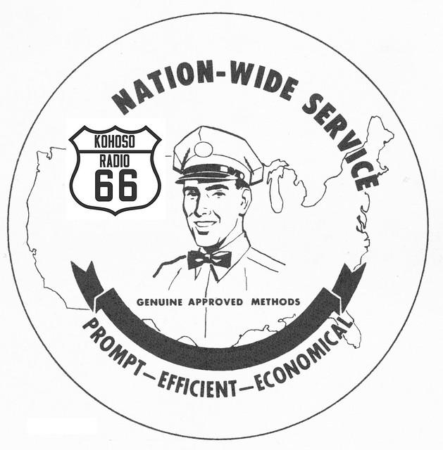 KoHoSo Radio 66 Nation-Wide Service - November 15, 2015