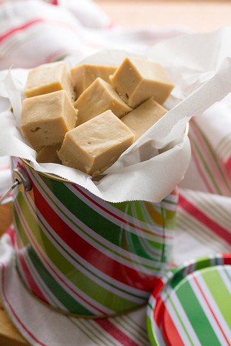 5-Minute Cookie Butter Fudge | by Isabelle @ Crumb