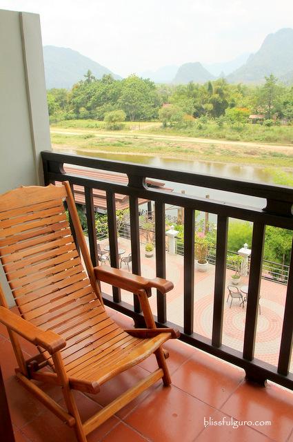 Silver Naga Hotel Vang Vieng Laos