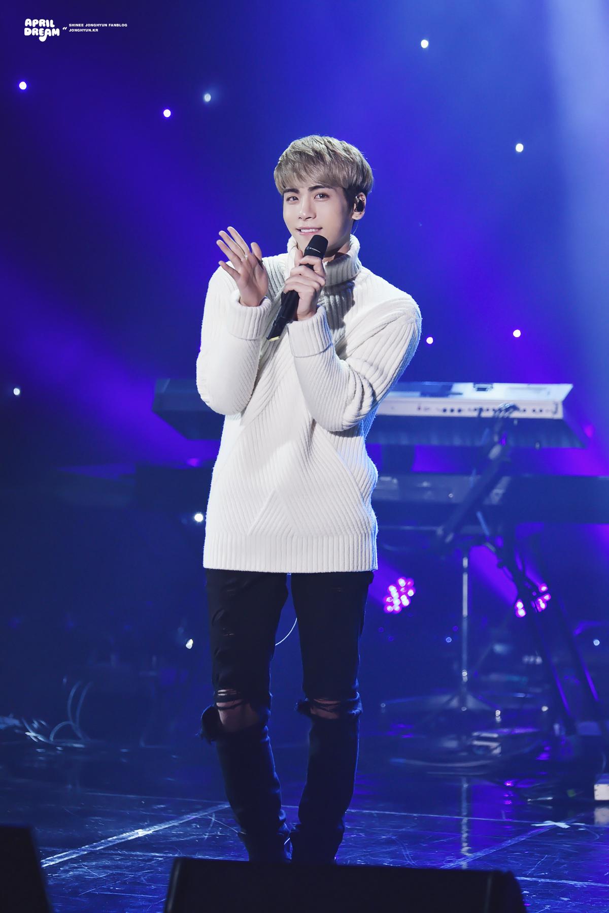 151208 Jonghyun @ MBC Harmony Live Concert 23609920815_d3928f0729_o