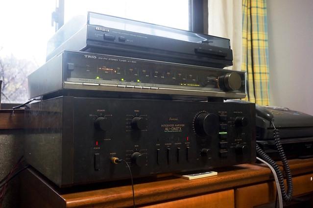 Desk top Audio