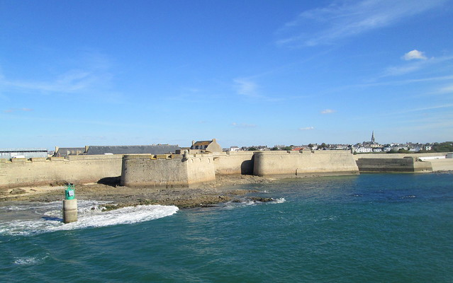 Fort at Lorient