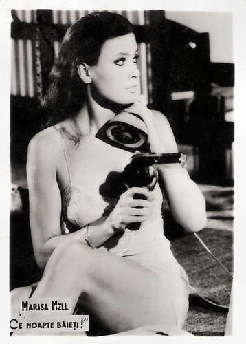 Marisa Mell in Che notti ragazzi! (1966)