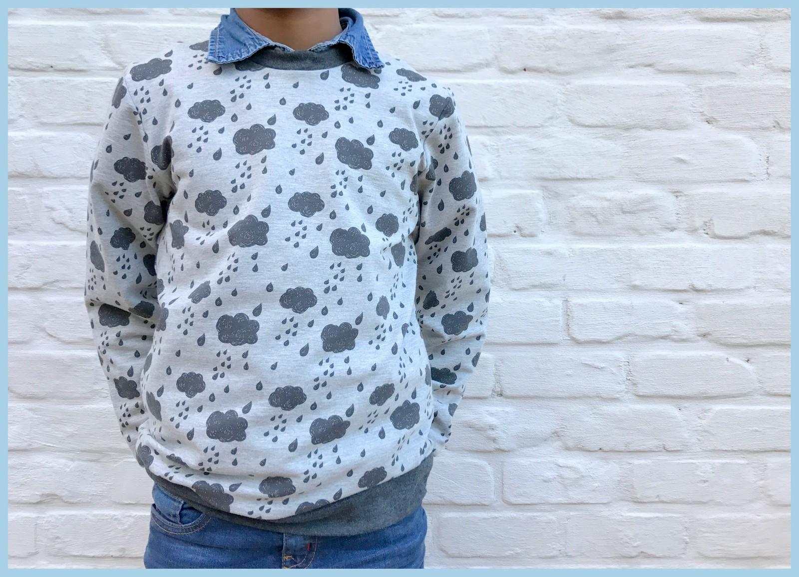 rainy sweater 1
