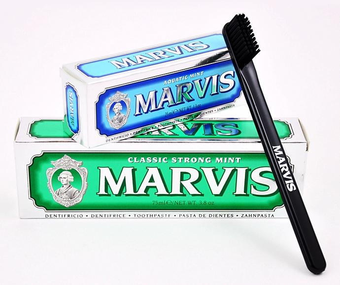 12 Marvis 好市多購物 義大利牙膏 牙膏界愛馬仕