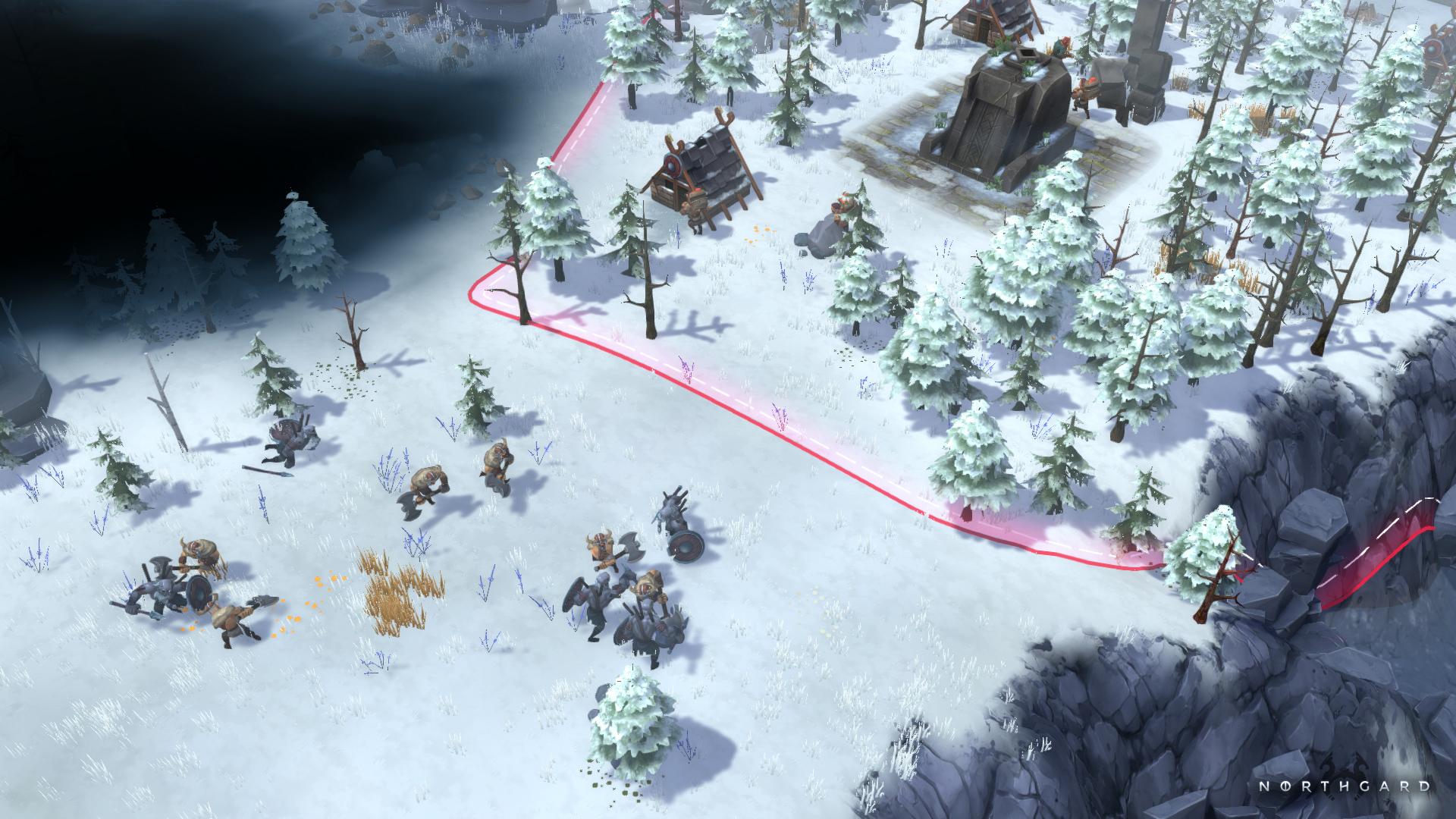 northgard batalla y fronteras