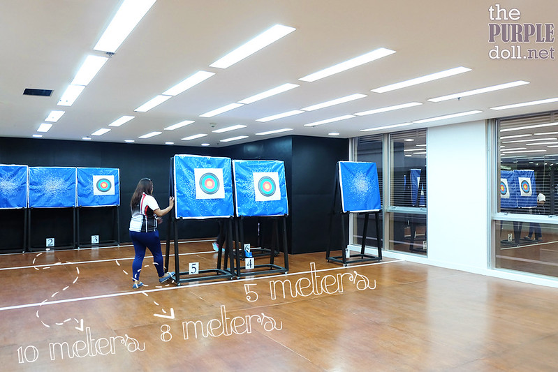 Kodanda archery range at Eastwood