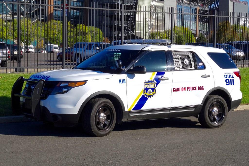 Ppd K18 Philadelphia Fire Department K18 K 9 Unit 2015
