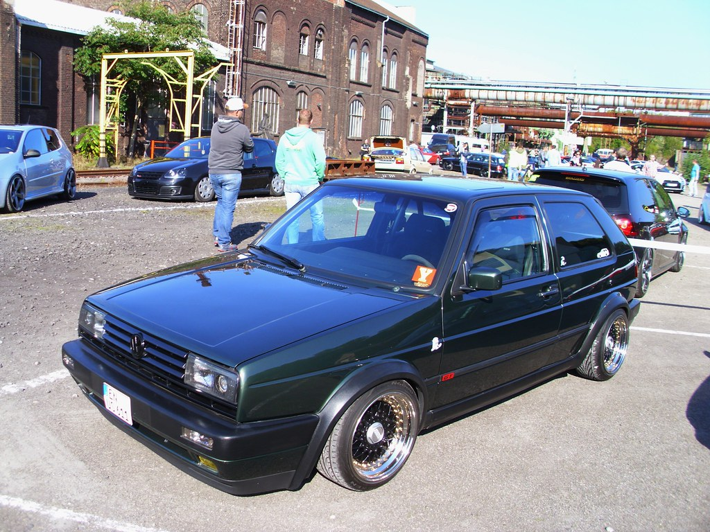 vw golf ii gt tuning hattingen 2015 hog troglodyte. Black Bedroom Furniture Sets. Home Design Ideas