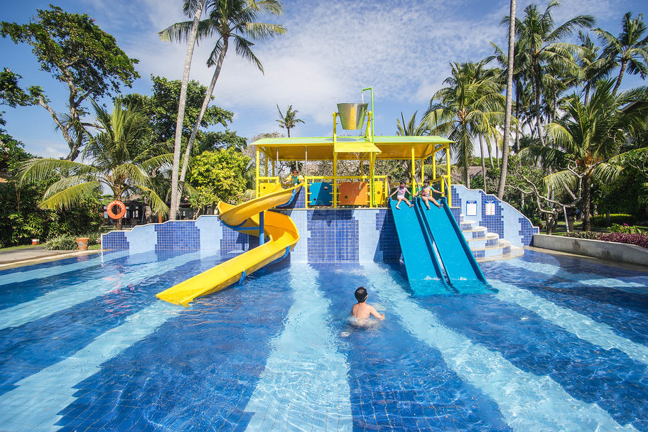 Pools For Kids 9 bali beach resorts with amazing water slides and kid pools
