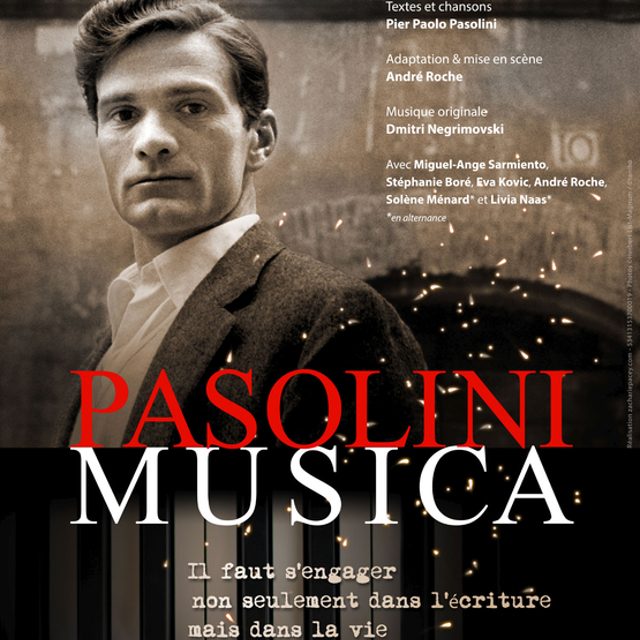 Pasolini Musica