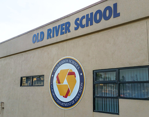 Old River Gold Ribbon School