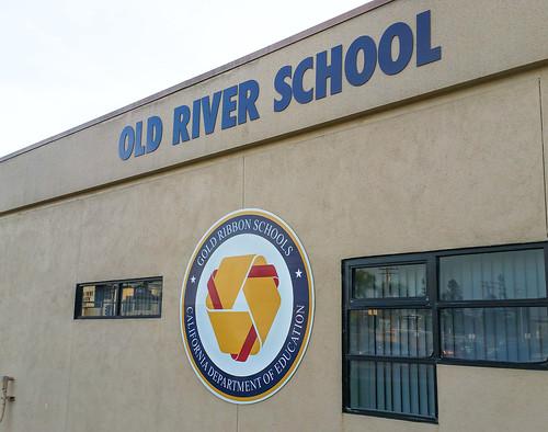 Old River Gold Ribbon School