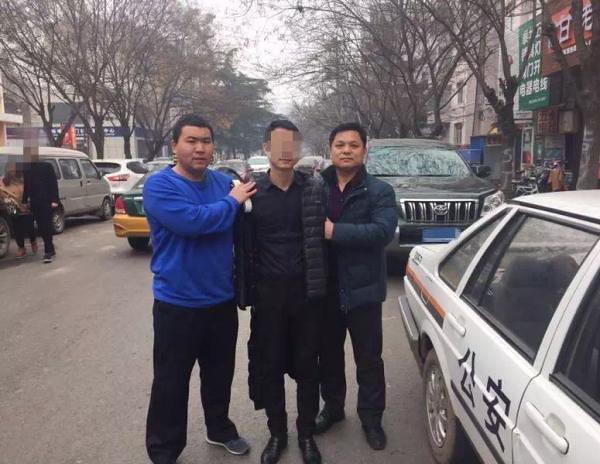 Murder suspect fled 12 years in Jiangxi, caught by the police in Shandong business watch