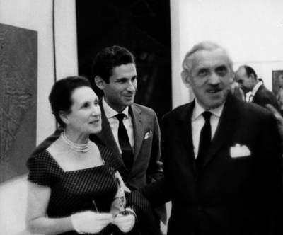 Famiglia Wat a Parigi 1956