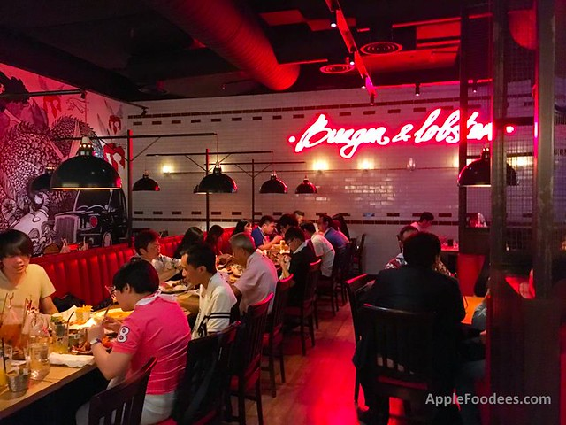 Burger and Lobster Malaysia Sky Avenue Genting Highlands