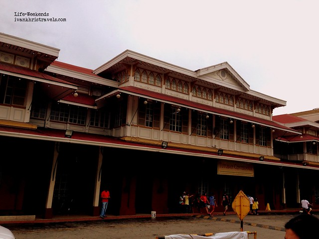 Tutuban Train Station: a piece of history in a Shopping Complex