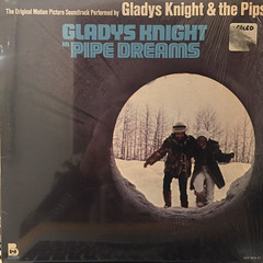 GLADYS KNIGHT & THE PIPS:PIPE DREAMS(JACKET A)