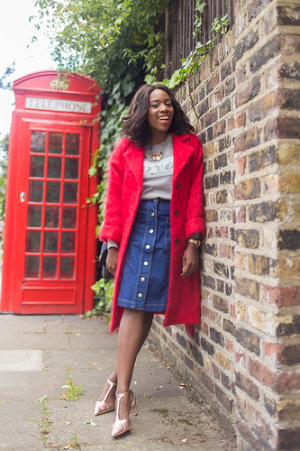 Boden Icons Spitalfields Coat | by I Want You To Know UK Fashion Blog