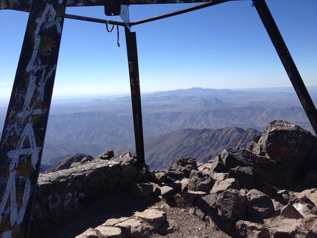 Trek d'une semaine dans les Haut-Atlas au Maroc (mai 2014)