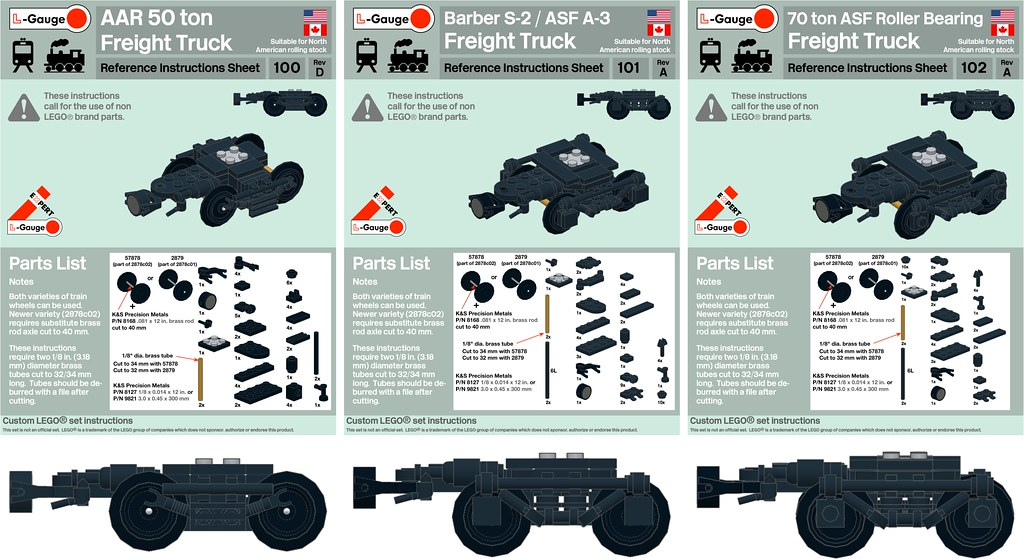 North American Freight Truck Instructions After A Few Iter Flickr