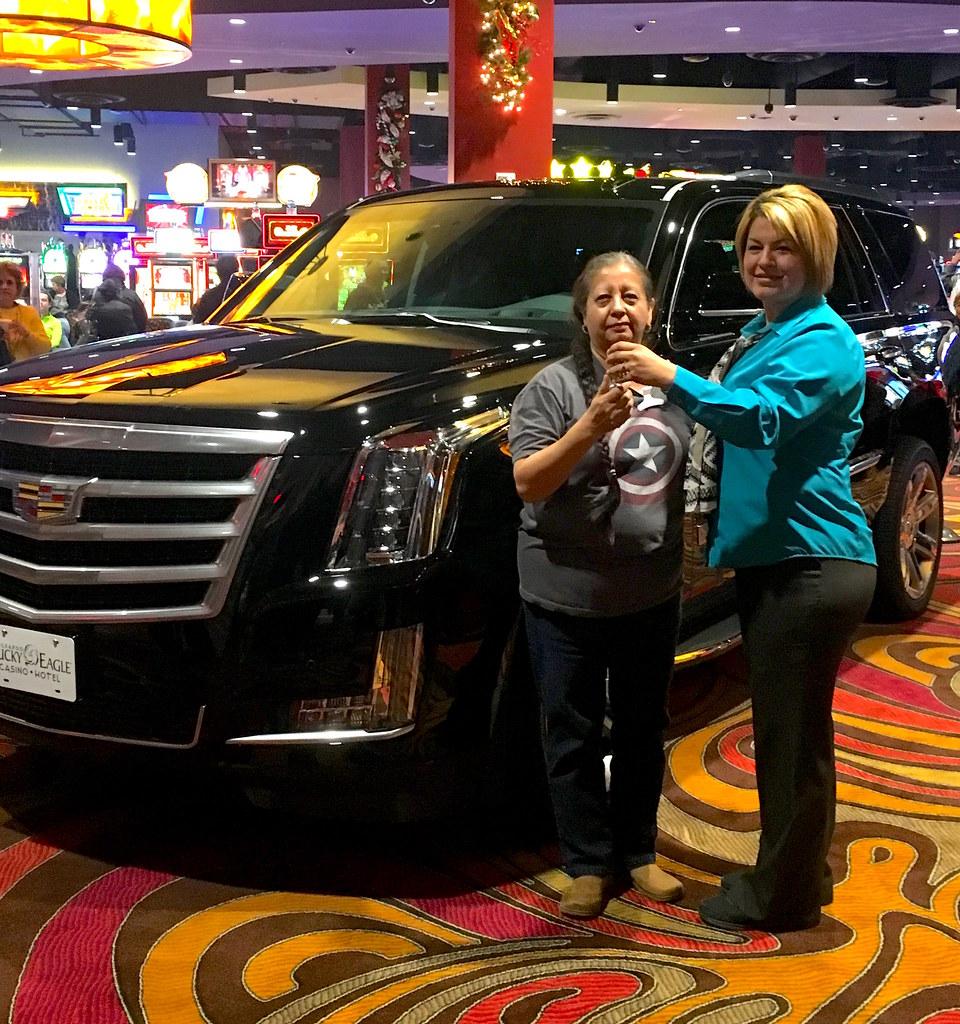 Martha Cadillac Winner Martha From Del Rio Texas Was T Flickr - Lucky eagle casino car show