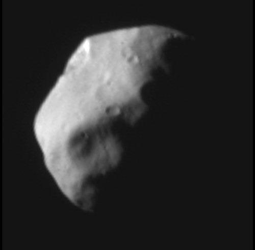 VCSE - Mai kép - Nix - New Horizons / NASA