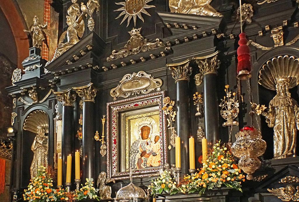 Poland-01229 - Black Madonna Altar