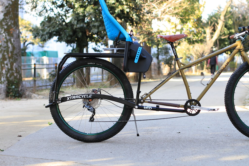 Koro's *SURLY* krampus + *XTRACYCLE* leap completebike ...
